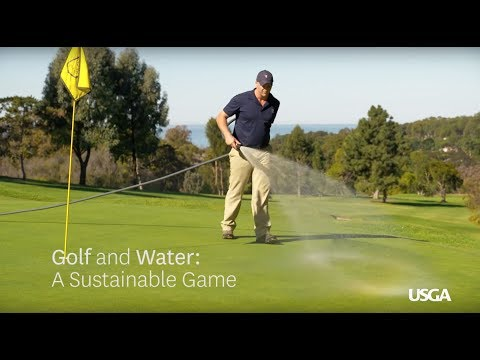 USGA Golf Journal: Golf and Water, A Sustainable Game