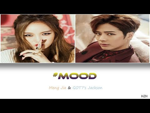 Meng Jia & Jackson Wang (孟佳 & 王嘉尔)- MOOD (Color Coded Lyrics) {Chi/Pin}