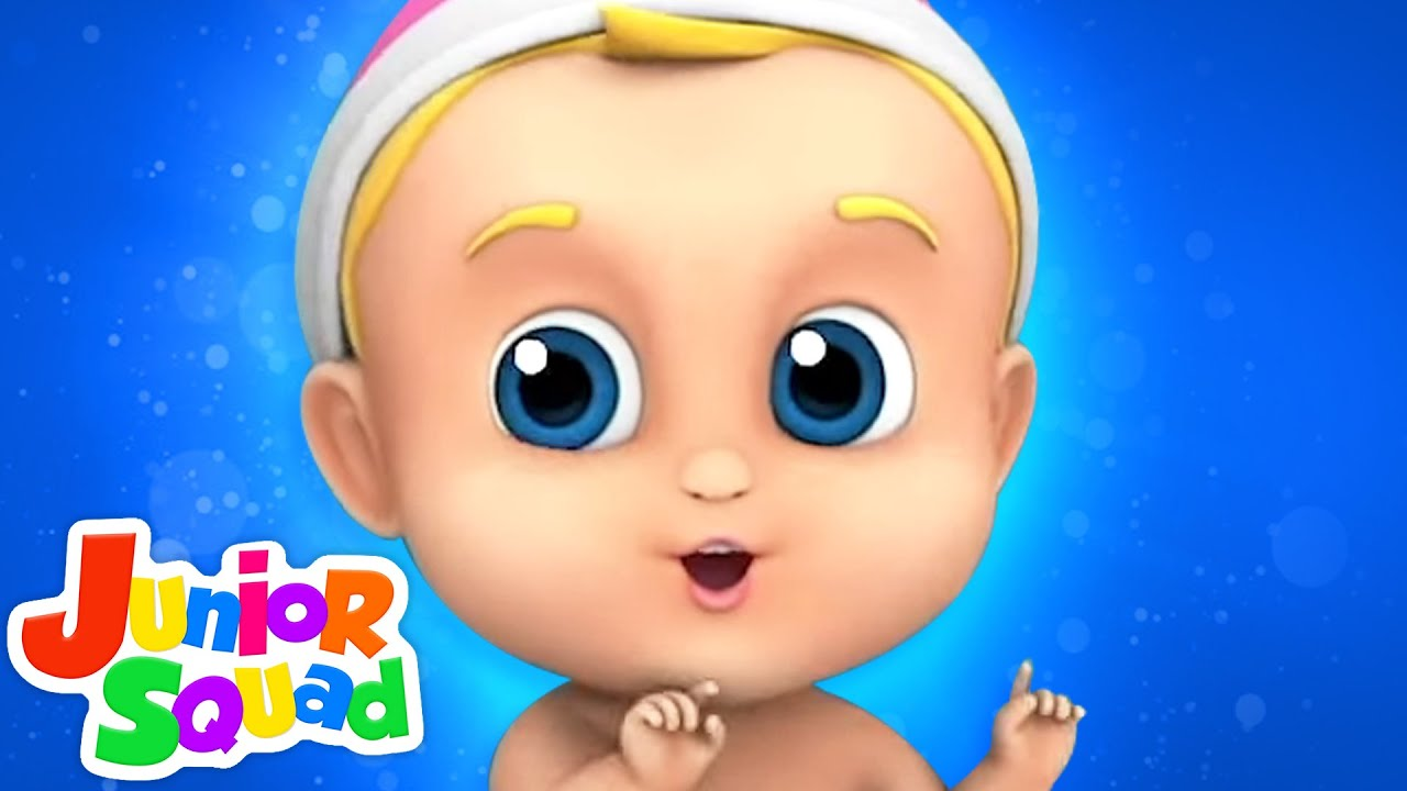 No No Song For Kids | Songs For Babies | Nursery Rhymes and Kids Songs with Junior Squad