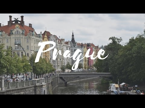 Mini Tour Of Prague 2016 | Deborah Iona