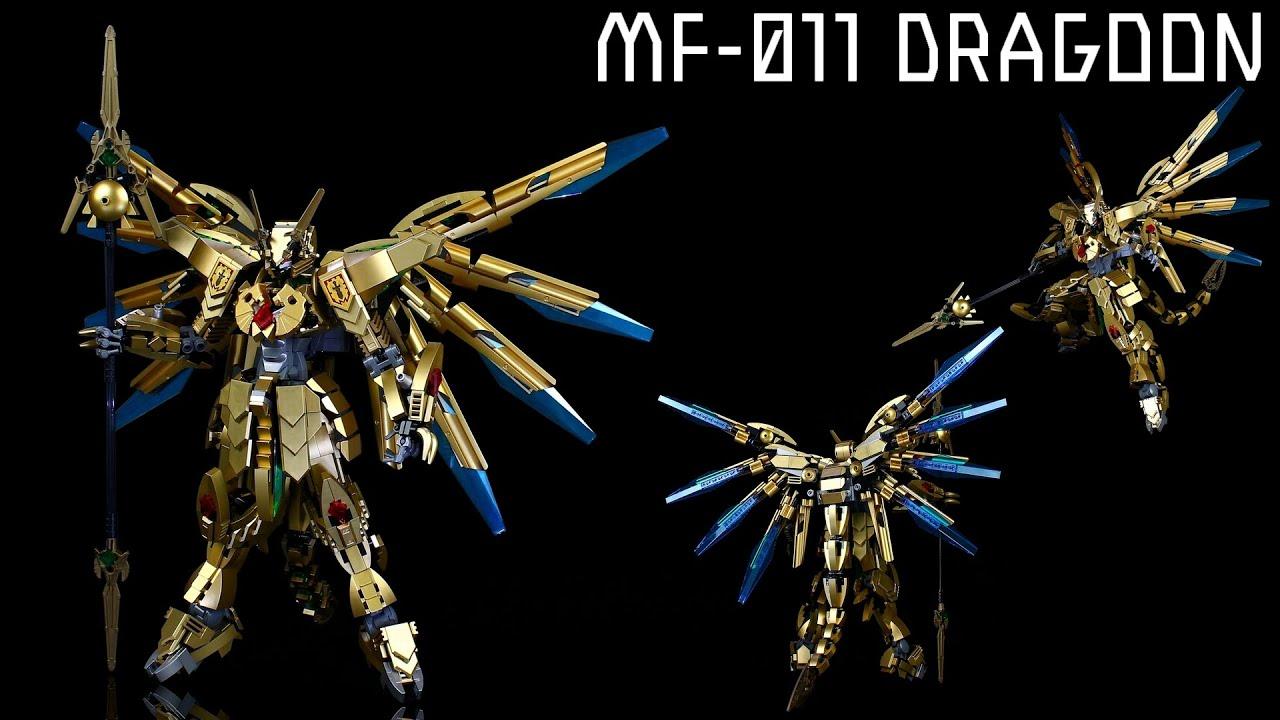LEGO Mech/MF-011 DRAGOON