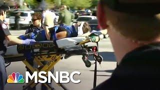 Active Shooter In San Bernardino California: Deaths Reported | MSNBC
