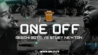 GEECHI GOTTI VS STUEY NEWTON SMACK/ URL RAP BATTLE | URLTV