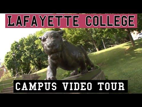 Lafayette College Video Tour