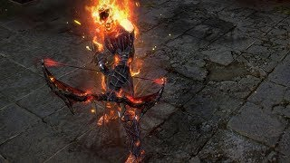 Path of Exile: Infernal Bow
