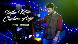 Tujhe Kitna Chahne Lage (HD) | Arijit Singh Live | First Time Ever | Hyderabad-2019