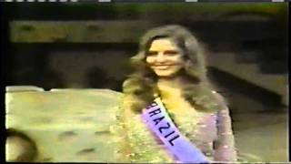 Miss Universe 1975 Evening Gown Competition