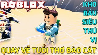 Roblox | RETURN To CHILDHOOD By The SEA SAND SEARCH SUPER EXCITING TREASURE-Beach Simulator | Kia Breaking