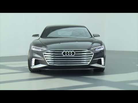 Audi A9 - O prólogo