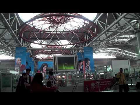 KLIA(LCCT) to KL Sentral - Malaysia - Kuala Lumpur International Airport