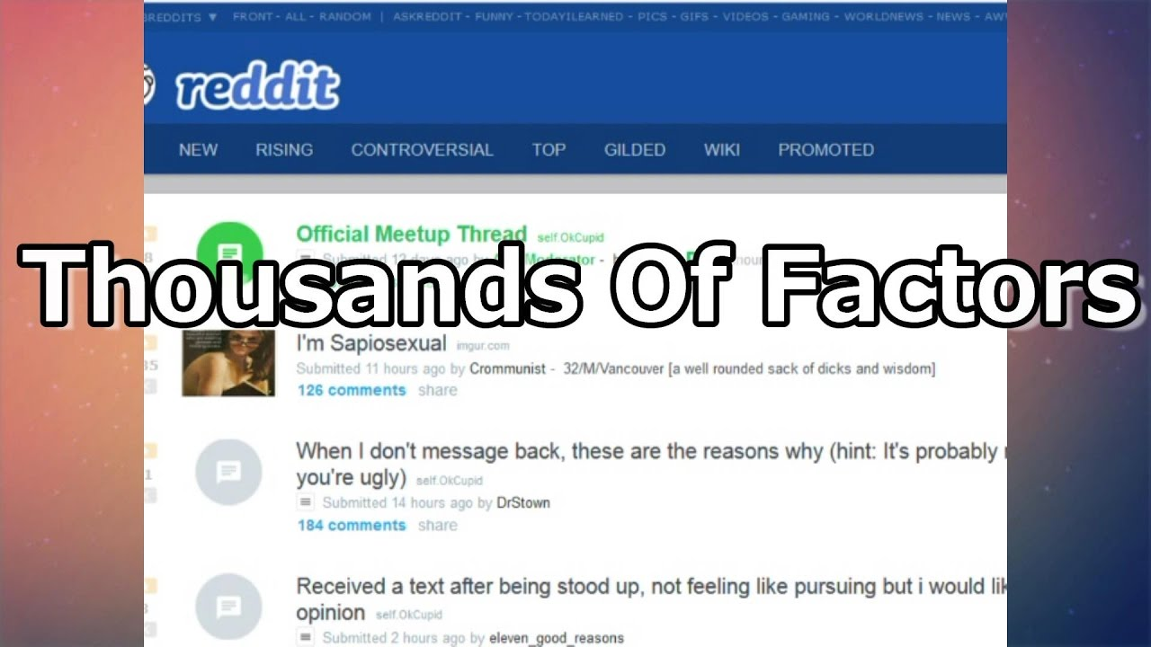 Okcupid official site
