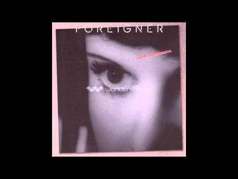 Foreigner Heart Turns to Stone