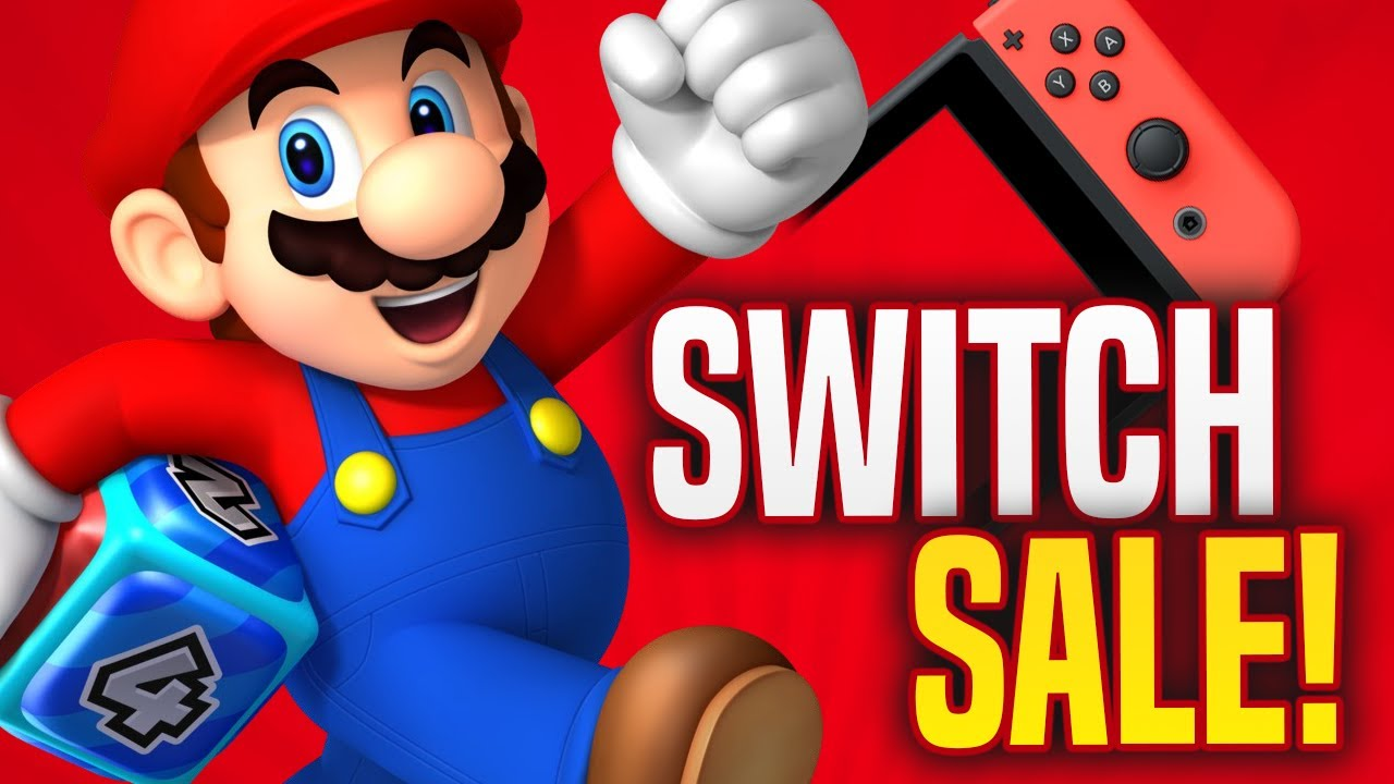 Great Nintendo Switch Games Sale Available Now Eshop Deals And Sales Youtube