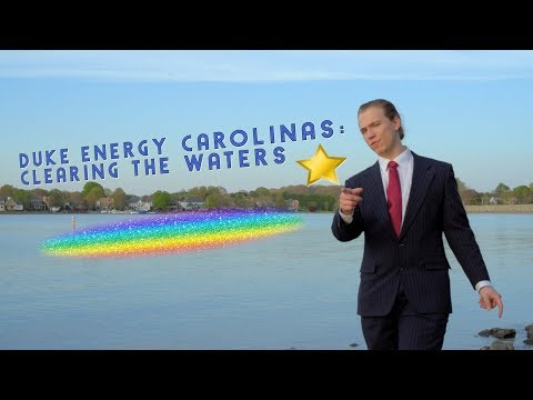 Duke Energy: Clearing the Waters