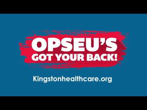 Service. Accountability. Strength. OPSEU's got your back!