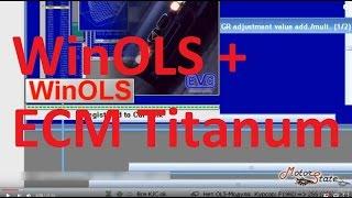 Чіп тюнінг софт! ✓ Як Працювати в Програмах Чіп-Тюнінгу WinOLS і ECM Titanum