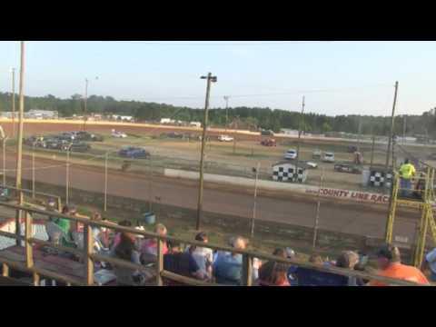 County Line Raceway 7/22/2107