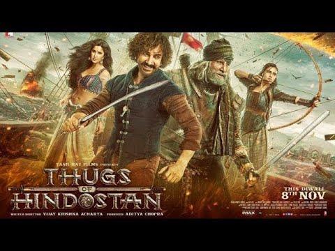 Download Thugs Of Hindostan Full Movie facts | Amitabh Bachchan | Aamir Khan | Katrina Kaif | Fatima
