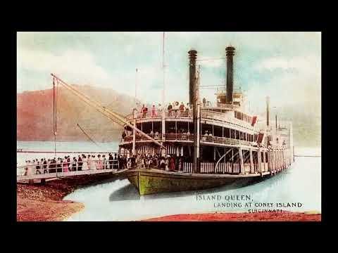 Old Pictures Of Coney Island Amusement Park, Cincinnati Ohio