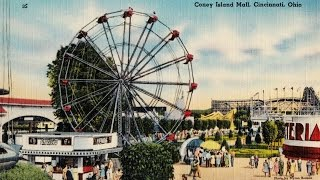 Old Pictures of Coney Island Amusement Park, Cincinnati Ohio
