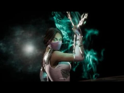 Mortal Kombat 11 Towers of time Border Skirmishes (Jade)