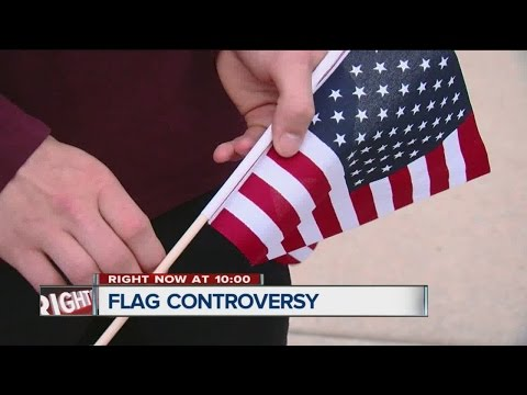 Owasso High School Addresses American Flag Controversy
