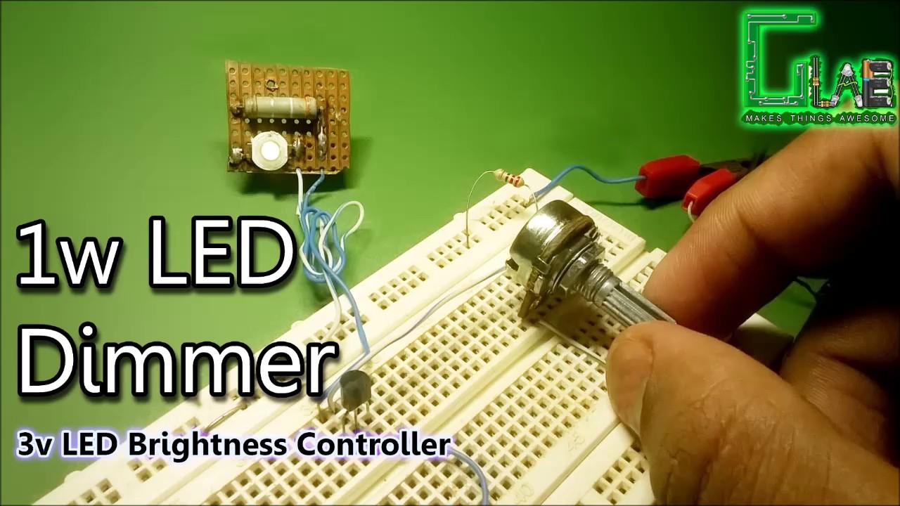 Led Brightness Control Circuit Diagram House Wiring Diagram Symbols