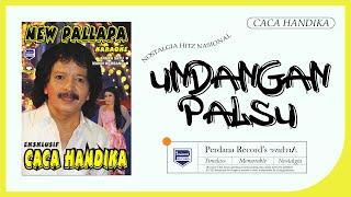 Caca Handika ft New Pallapa - Undangan Palsu (Official Musik Video)