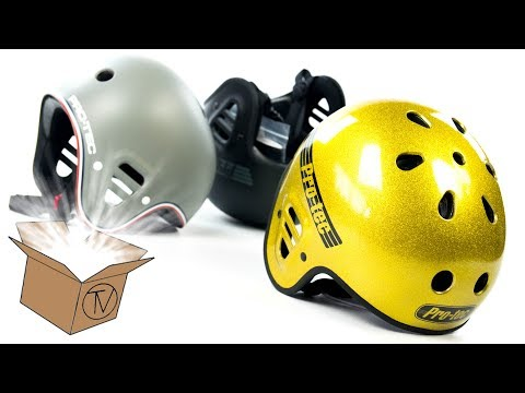 2017 Pro-Tec Fullcut Certified Helmets - Unboxing and Overview │ The Vault Pro Scooters