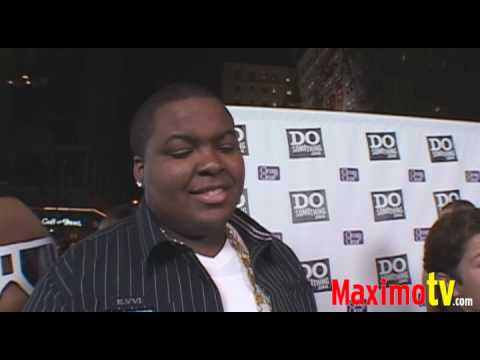 "SEAN KINGSTON Exclusive Interview at ""The Power of Youth"" Event"