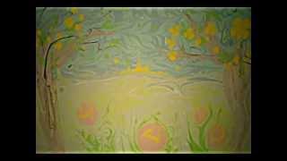 "Водная анимация ""Весна идет"". Water Animation ""Spring is comming"" by Marina Nebo."
