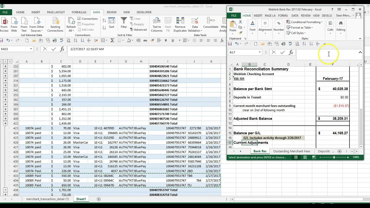 pay excel online