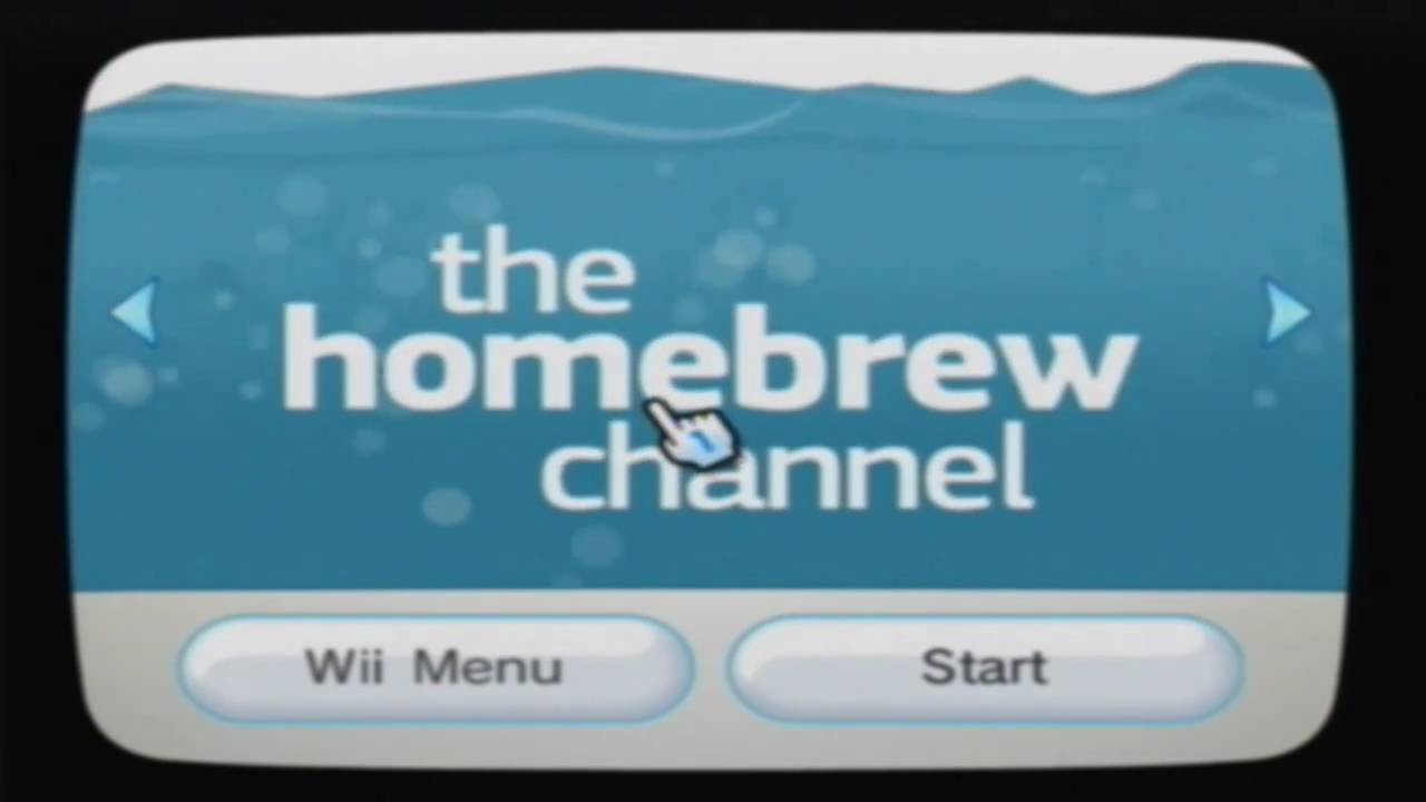 how to get the homebrew channel