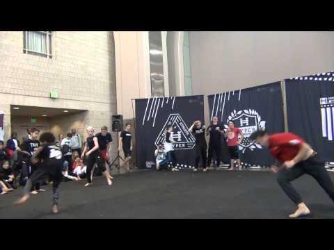 Zach Thomas Wichita Airstrike Martial Arts Trick Battle Amerikick