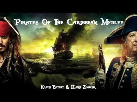 Best Pirates Of The Caribbean Medley