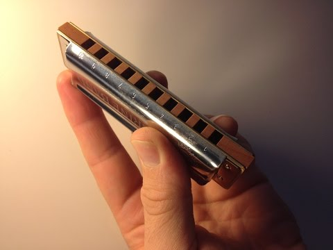 How to Play Twinkle Twinkle Little Star on Harmonica