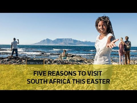 Five reasons to visit South Africa this Easter