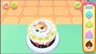 Cat Cake.Little Cat Song. Balaca Pişik Mahnısı.Pisik Tortu