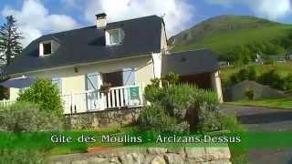 Gîtes Pyrénées, Arcizans-Dessus, 3 épis gîtes de France