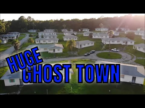 (GHOST TOWN) our new Drone, Having fun, Ghosts always come along. LOVE OUR FAM