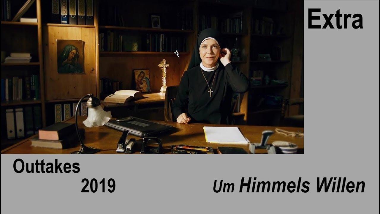 Um Himmels Willen -  Lustige Pannen und Versprecher 2019