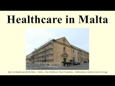 Healthcare in Malta