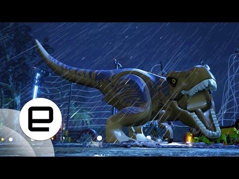 JXE Streams: 'Lego Jurassic World'