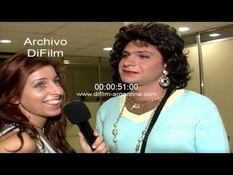 DiFilm  Anabel Cherubito entrevista a Martin Arias 1997