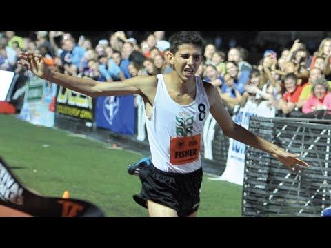 Grant Fisher's Historic Sub-4 High School Mile