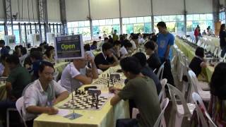1st ASEAN Chess Championships (Masters)