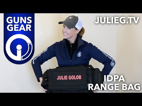Guns & Gear: What's in my Bag - IDPA | JulieG.TV