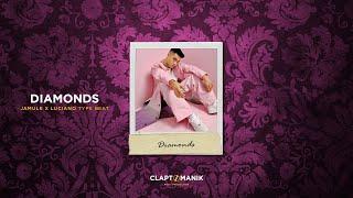 💎 DIAMONDS 💎 - Jamule x Luciano Type Beat | prod. Claptomanik
