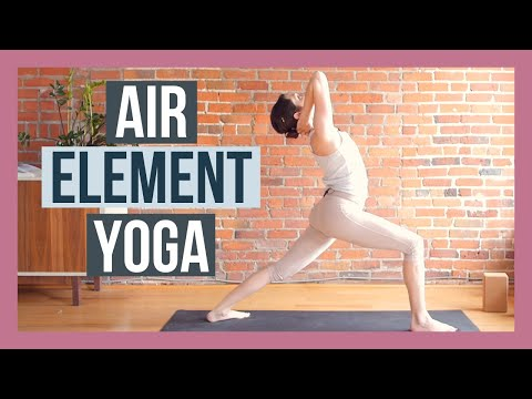 🌬️ Air Element Vin to Yin 🌬️ Balance, Connection & Heart