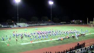 San Jose State University Marching Band - October 18, 2014